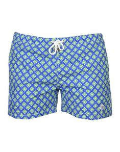LUIGI BORRELLI NAPOLI Men's Swim trunks Blue XXL INT