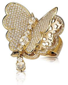 Pasquale Bruni Liberty Butterfly Ring