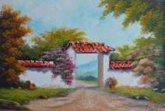 Paisajes Fáciles de Pintar al Óleo | Imágenes Arte Temático