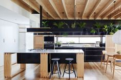 // Wooden Box House | Moloney Architects