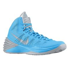Nike Hyperdunk 2013 - Men's - Blue Hero/Wolf Grey/Dark Grey
