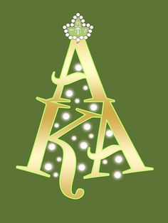 This is about being the light and leading the way. Aka Sorority, Alpha Kappa Alpha Sorority, Sorority And Fraternity, Sorority Gifts, Greek Art, Everything Pink, Green Christmas, Green Life, Pretty In Pink