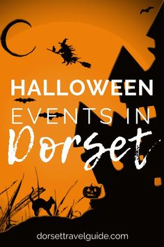 A round up of Halloween events across Dorset this October 🎃 From family friendly events at your favourite attractions, to adults only parties and horror nights! Plus pumpkin patches where you can PYO. This is your guide to October half term in Dorset | #dorset #halloween #england