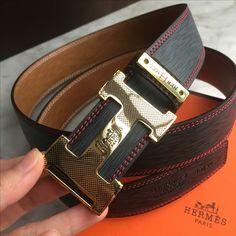 Mens Fashion Style – The World of Mens Fashion Gucci Leather Belt, Hermes Belt, Leather Men, Man Belt, Mens Belts Fashion, Designer Belts, Vintage Leather, Metal, Luxury Fashion