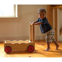 walker's wagon - Toys - Growing | Nova Natural Toys & Crafts