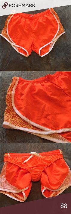 Fun activewear shorts! Super fun activewear shorts. Interior lining for added comfort and mesh lining for extra breathability. In great shape! Soffe Shorts