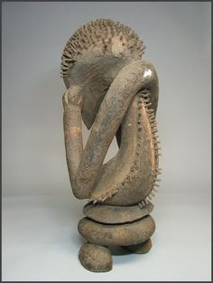 Mambila Tadep figure - Cameroon
