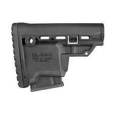 Other Hunting Gun Smithing 177883: Mako Gl-Mag Black Survival Buttstock W/ Built?In Magazine Carrier .223 Rem Rifle BUY IT NOW ONLY: $88.99