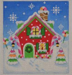 HH01 Christmas Holiday House