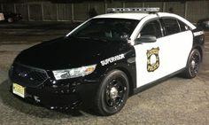 Edison, N.J. police Car 8. 2013 Ford Police Interceptor