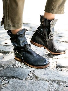 A.S. 98 Tyler Ankle Boot at Free People Clothing Boutique