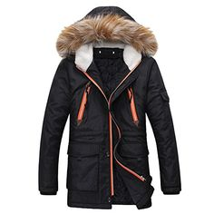 Mens winter coats on sale uk