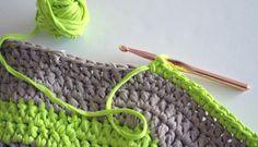 Jersey Yarn Rug / Home Decor | Fiskars
