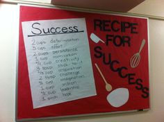 1000+ ideas about Recipe For Success on Pinterest   Magnetic spice ...