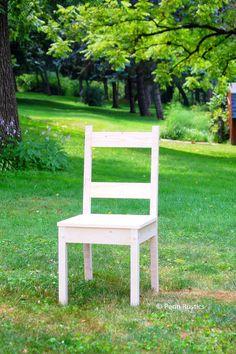 Rustic Farmhouse Chair by PennRustics on Etsy