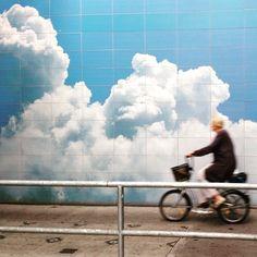 Weekend #cloudride from deckkraft on IG