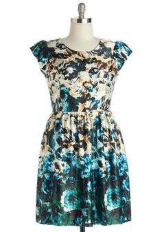Tide and Joy Dress in Plus Size. You add a brilliant belt to the fitted waist of this satin dress, then step into navy tights, and glossy beige heels. Fabulous Dresses, Unique Dresses, Cute Dresses, Girls Dresses, 30th Birthday Dresses, Birthday Girl Dress, Retro Vintage Dresses, Pretty Outfits, Work Outfits
