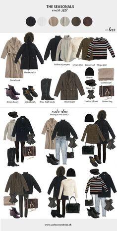 Cover Fashion & Rare Fashion & Ladies Fashion For Winter 2016 20181124 & Winter Travel Outfit, Winter Fashion Outfits, Fall Winter Outfits, Autumn Fashion, Winter Travel Packing, Winter Ootd, Spring Fashion, Winter Clothes, Winter Dresses