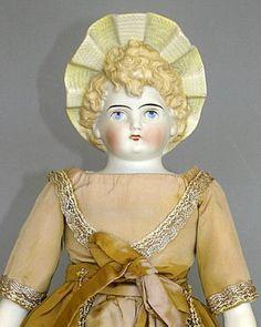 Antique German Bonnet Doll | eBay