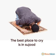 So true #Islam #prayer #cry