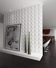 3D Wall Panel - Diamond | P/N WD-004