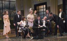 """Black coffee"", une pièce de théâtre, Theatre Royal Brighton"