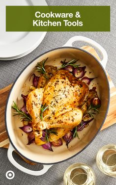 Find cookware like Dutch ovens to cook your favorite fall & thanksgiving recipes for a wholesome family dinner. Salmon Recipes, Pork Recipes, Slow Cooker Recipes, Seafood Recipes, Indian Food Recipes, Crockpot Recipes, Cooking Recipes, Side Dish Recipes, Recipes