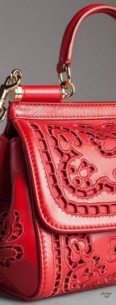 Dolce & Gabbana - Detail ~ Fall 2015-16
