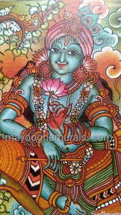 muralpaintings - Gallery Kalamkari Painting, Tanjore Painting, Pichwai Paintings, Indian Paintings, Acrylic Paintings, Ganesha Painting, Mandala Painting, Fabric Painting, Outline Drawings