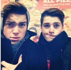 Jack and Finn Harries fitness appreciation gallery | Sugarscape |