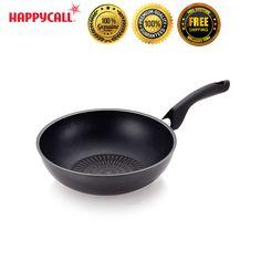 "Happycall Nonstick Plasma Induction Titanium 11.8"" Best Frying Pan Wok Culinary #Happycall"