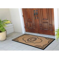 Best 25 Coir Ideas On Pinterest Doormats Door Mats And