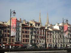 Basque Country, Bayonne
