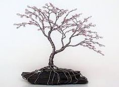 how to make crystal tree bonsai - Google Search