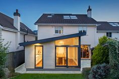 are the number 1 provider of House Extensions in Ireland. Having completed over 400 House Extensions, Shomera design, plan and build your extension House Extension Plans, House Extension Design, Extension Designs, Extension Ideas, 1930s House Extension, Single Storey Extension, Side Extension, Glass Extension, Garden Room Extensions