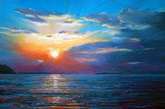 Welcome to Wick Artwork! Pastel Paintings, Portfolio, Painting Process