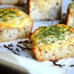 BUBBLY GARLIC CHEESE BREAD
