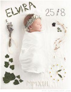 10 faire-part de naissance originaux   Girlystan