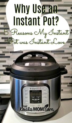 Why Use an Instant Pot? 5 Reasons My Instant Pot was Instant Love. Here's why I love using my electric pressure cooker and what you should know about it if you're considering one. Hint: you'll fall in love with your multicooker like I did! New Pressure Cooker, Electric Pressure Cooker, Pressure Cooking, Making Spaghetti Sauce, How To Make Spaghetti, Alcohol Recipes, Drink Recipes, Dinner Party Menu