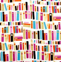 David Textiles, Library Books......have to pin this as I work in a library!!