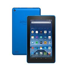 Fire Tablet 7 Display Wi-Fi 8 GB (Blue)  Includes Special Offers This is rated as one of the popular selling items in Electronics category in UK. Click below to see its Availability and Price in your country.