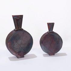 Raku ceramic vase. Raku firing is an incredible ancient Japanese ceramics technique that has been used for centuries. . #worldartday #worldartist #artcurator #artstudio #artcollectors World Art Day, Raku Pottery, Ceramic Techniques, Japanese Ceramics, Ceramic Vase, The Incredibles, Unique Jewelry, Handmade Gifts, Artist