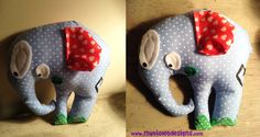 Elefante My Violet :D myvioletdesigns.com