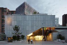 Medellin - El Poblado - Medellín Modern Art Museum