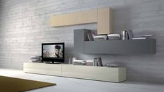 Sistema 36e8 de Lago.  #furniture