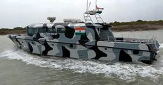 Cochin Shipyard Ltd bags order to supply 9 Floating Boarder Outpost Vessel to Border Security Force.
