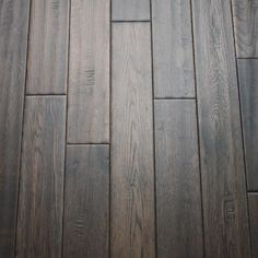 White Oak Charcoal Briquette x Hand Scraped Solid Hardwood Flooring Hardwood Floor Stain Colors, Solid Wood Flooring, Grey Flooring, Wood Colors, Hardwood Floors, Engineered Bamboo Flooring, Charcoal Briquettes, White Oak Floors, Waterproof Flooring
