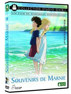 Souvenirs De Marnie - Hiromasa Yonebayashi, Joan G. Robinson, Keiko Niwa, Masashi Ando, Yoshiaki Nishimura : DVD & Blu-ray