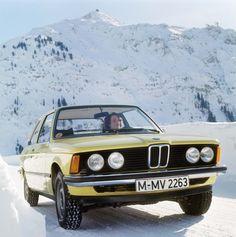 BMW 3 (E21) [1975–1982]