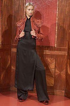 Jean Paul Gaultier Autumn/Winter 2001/2002 Couture.